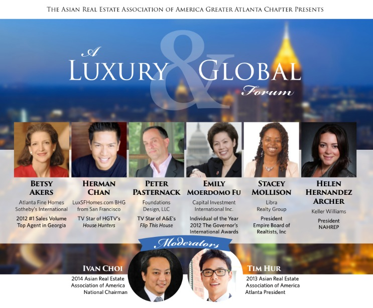 Herman Chan Luxury Global AREAA Speaker