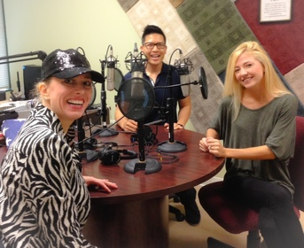 herman chan design lifestyle expert  on air w/ paisley and krisztina