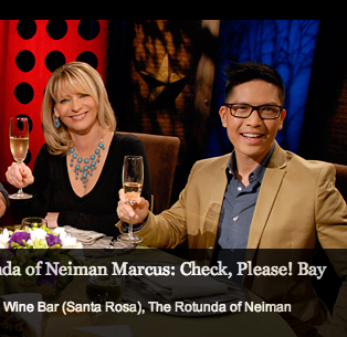 PictureHerman Chan Check Please Bay Area KQED PBS Neiman Marcus